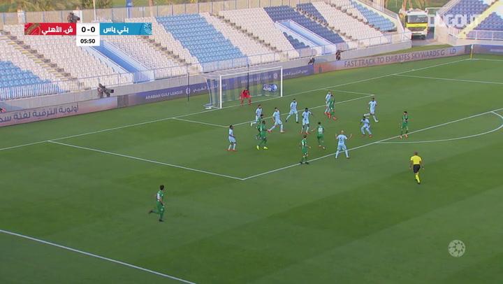Arabian Gulf League: Baniyas SC 0-1 Shabab Al Ahil
