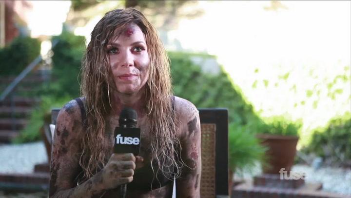 "Interviews: Behind the Scenes of Skylar Grey's ""Final Warning"" Video"