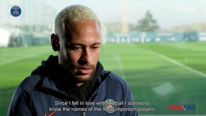 Neymar Jr: 'Football thanks Diego Maradona for having chosen this sport'