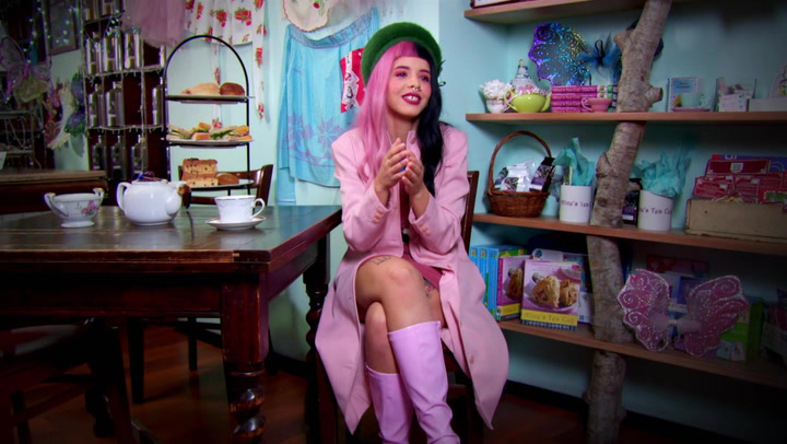 Melanie Martinez On Her Empowering Cry Baby Character