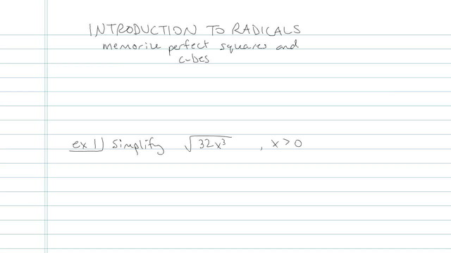 Introduction to Radicals - Problem 8