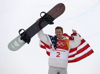 Shaun White Wins Gold at 2018 Winter Olympics