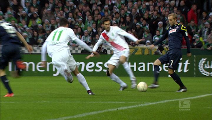 SV Werder Bremen - 1. FC Köln 1. - 45. (2015-2016)
