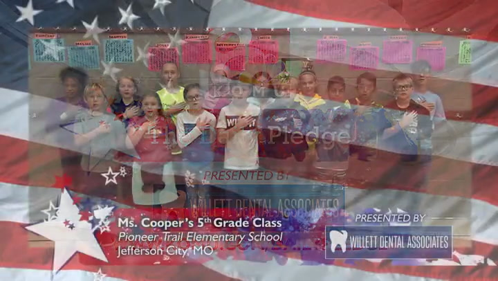 Pioneer Trail Elementary - Ms. Cooper - 5th Grade