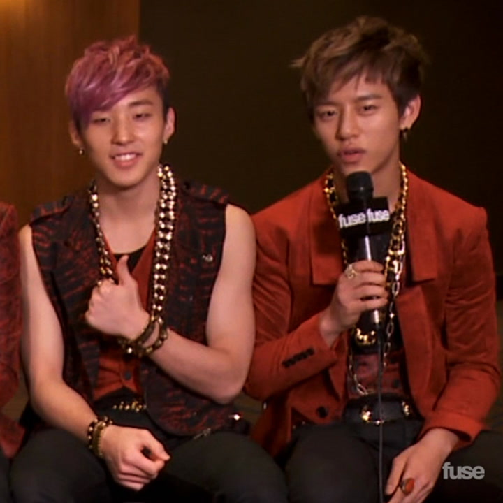 B.A.P. Superlatives: Who Would Survive On A Desert Island?