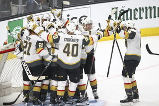 Golden Edge: Knights Sweep Playoff Series Against Kings