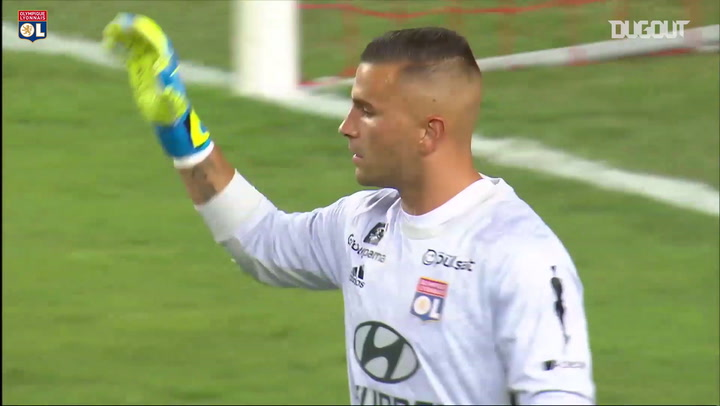 Anthony Lopes' best saves for Olympique Lyonnais