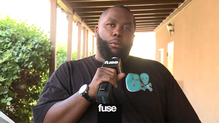 Festivals: Rock the Bells: Killer Mike On Working With El-P, Dream Collabos & Ric Flair