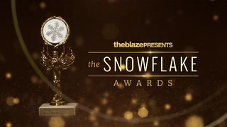 Watch: Highlights from the inaugural Snowflake Awards, Hollywood's least favorite awards show