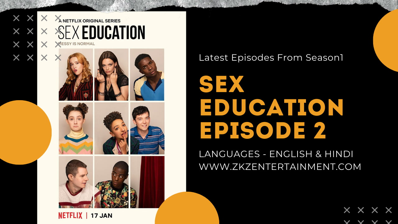 Sex Education 2 Season In English