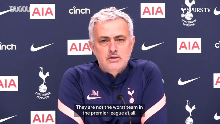 Jose previews Sheffield United clash