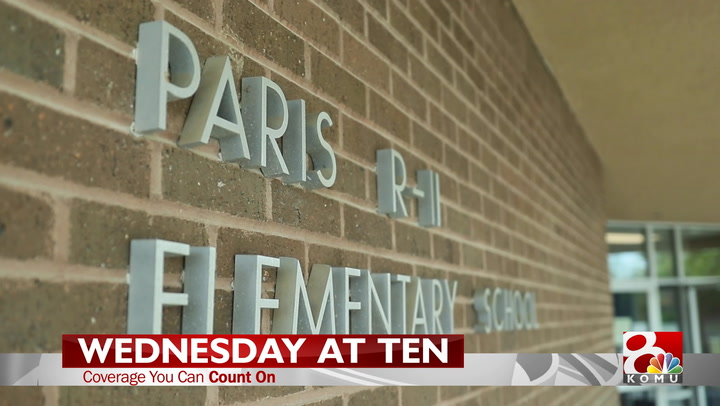 KOMU 8 News Special Report: Issues rural school districts face during the pandemic- Wednesday at 10