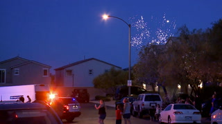 Citations issued involving the use of illegal fireworks
