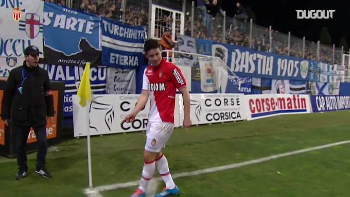 James Rodríguez's Top Five AS Monaco Goals