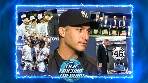 Andy Pettitte retires from baseball in 2013