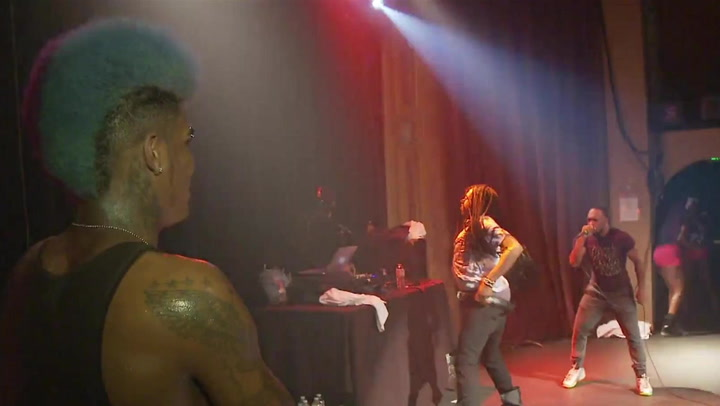 "Big Freedia's Full ""Duffy"" Performance From The Just Be Free Tour"