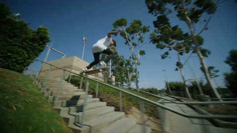 Nyjah Huston: TIL DEATH (Video Part para Nike SB)