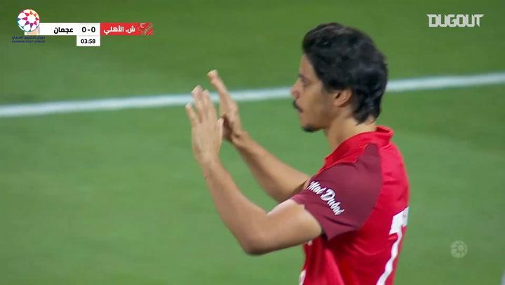 Highlights: Shabab Al-Ahli 5-1 Ajman