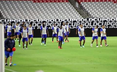 Selección de Honduras reconoció el State Farm Stadium de Phoenix