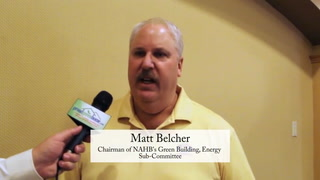 The Future of Residential Green Building - Matt Belcher Interview