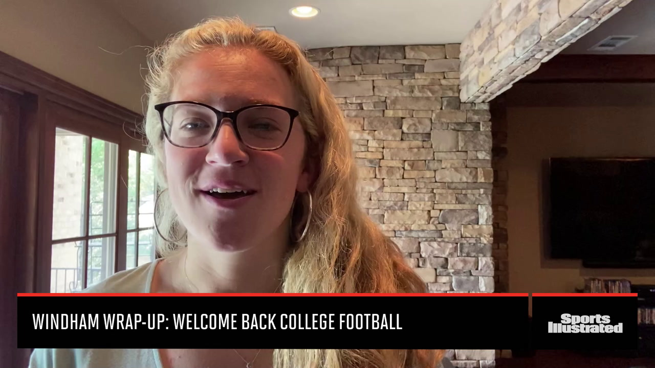 Windham Wrap-up: Welcome Back College Football