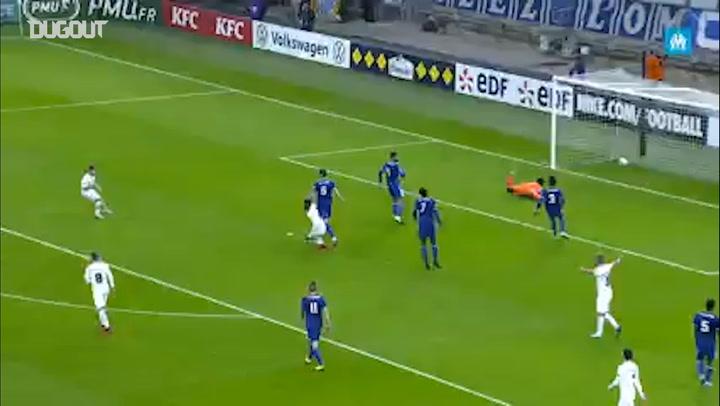 Olympique de Marseille's best goals of 2020