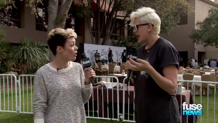 Shows: Fuse News: Betty Who's Reaction to Hit Proposal Video Featuring Her Song
