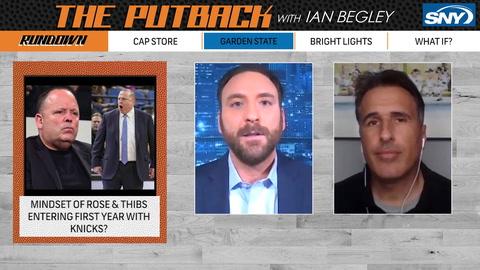 The Putback with Ian Begley: Frank Isola talks Thibs and Knicks