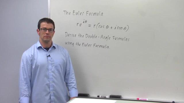 The Euler Formula - Problem 3