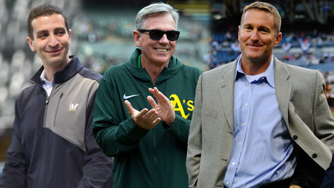 Best fit as Mets' president of baseball operations: Billy Beane, Josh Byrnes or David Stearns?