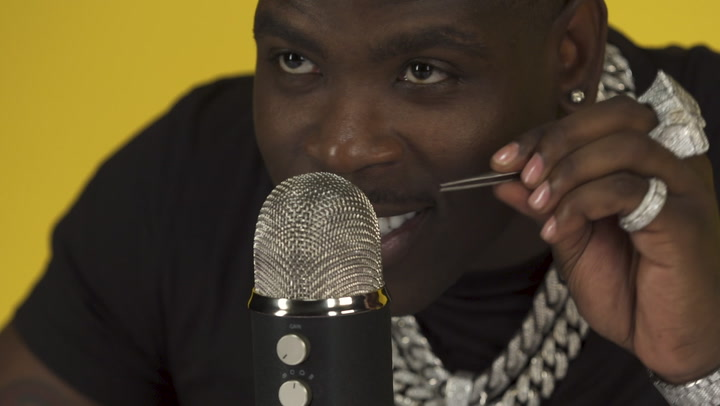 Casanova Does ASMR with Mac and Cheese, Talks Past Gang Lifestyle & New Music