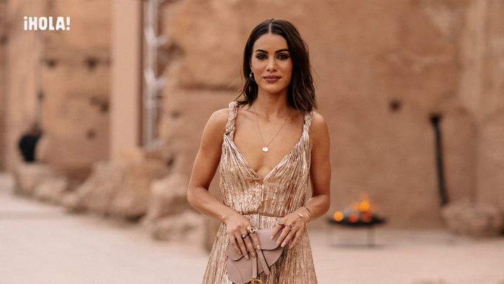 Reacciones al desfile de Dior en Marrakech