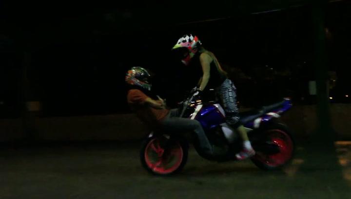Muere la piloto Indiana Muñoz en una carrera de Superbike en Brasil