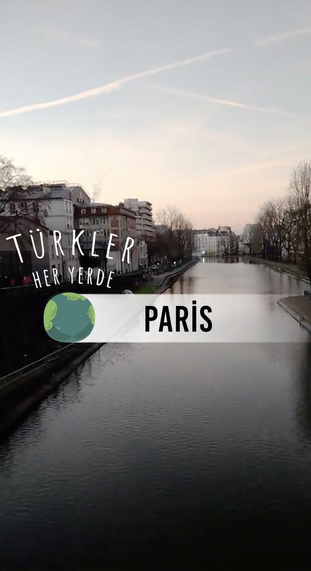Türkler Her Yerde - Paris - Evsiz Kalanlar