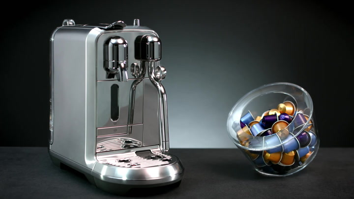 Preview image of Nespresso Creatista Plus video