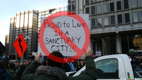 These Californians Don't  Want 'Sanctuary' Status