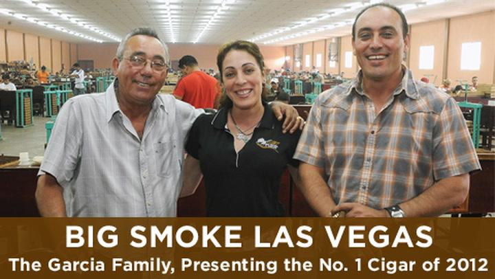 Big Smoke 2013 - Cigar of the Year
