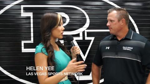 Palo Verde HC Joe Aznarez on team adjustments, expectations and looking ahead