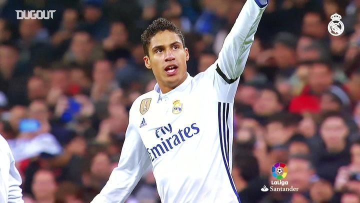 Best Defenders: Raphael Varane