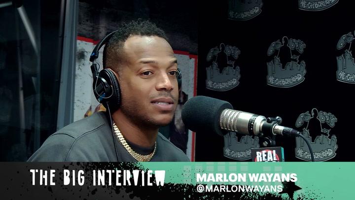 Marlon Wayans' On Advice He Received From John Singleton & Nipsey Hussle's Death