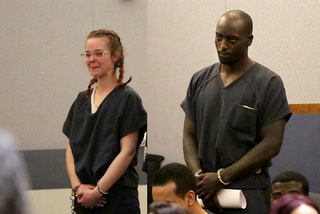 Ex-NFL player and girlfriend held without bail in child's death