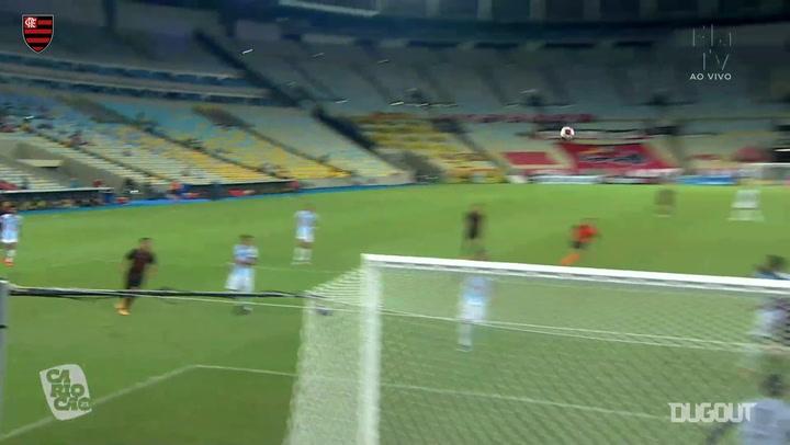 Rodrigo Muniz's goals against Macaé