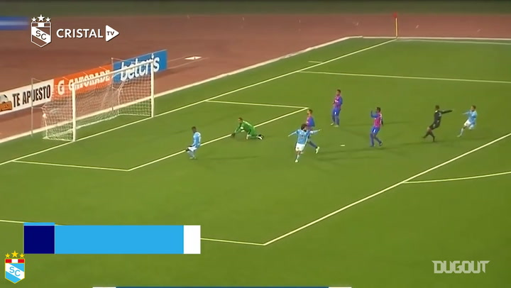 Sporting Cristal's top 10 Apertura goals