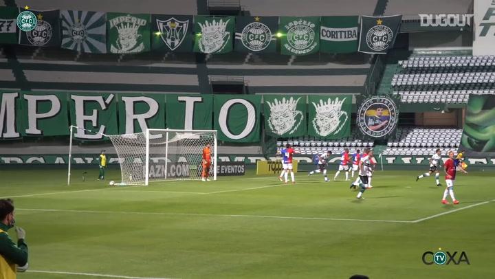Coritiba beat Paraná to advance to the semi of 2020 Paranaense Championship