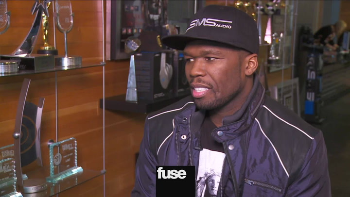 50 Cent On Recording 'Champions' With Eminem