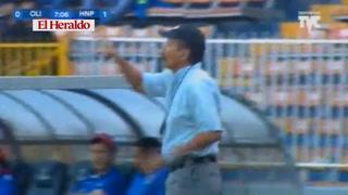 Honduras del Progreso anota ante Olimpia con gol de Dylan Andrade 1-0