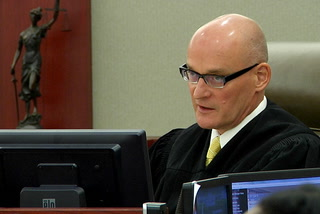 Judge releases man who received jail sentence while lawyer in handcuffs