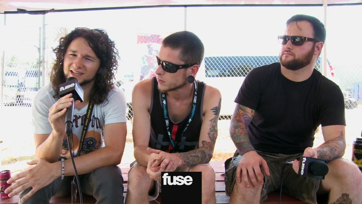 Whitechapel On Self Titled New Album and Playing Live