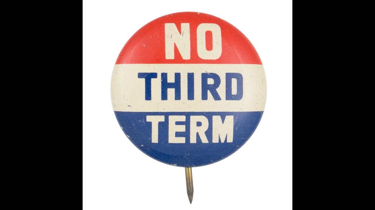 <em>L'ABC de la politique américaine #30</em>: la limite de deux mandats [VIDÉO]