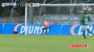Chino López anota para Real España y gana ante Marathón 2-1